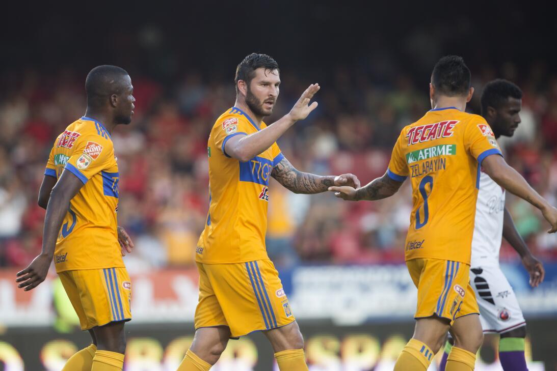Tigres X-X Veracruz: los Felinos sumaron tres puntos gracias a los goles...