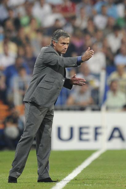 Los ahora pupilos de José Mourinho tenían la obligación de sacar los tre...