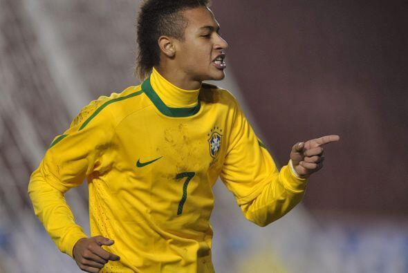 Neymar quedó como máximo goleador con nueve, pero no pudo...