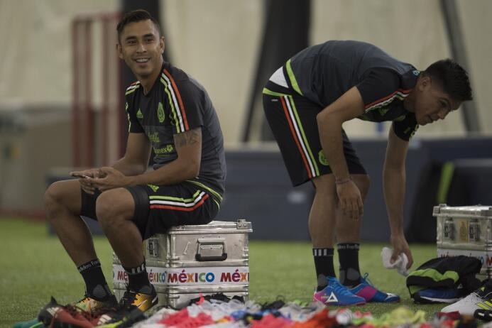 Los 'olvidados' de Osorio, 11 jugadores que no volvieron con el Tri isij...