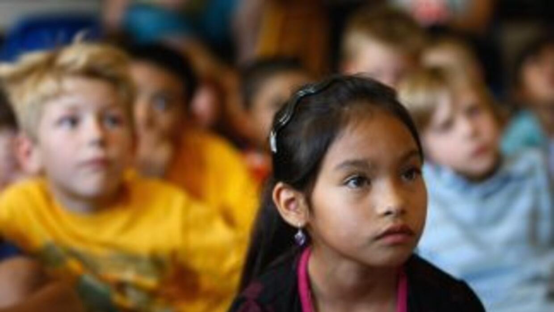 En los 20 distritos escolares más numerosos de Colorado, el 90% de los m...