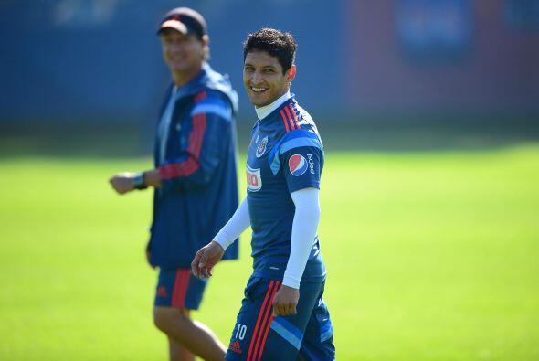 Que Ángel Reyna deje a un lado sus problemas y recupere algo del fútbol...