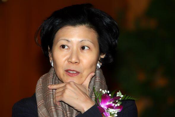 82.- SOLINA CHAU: Es originaria de Hong Kong y tiene múltiples ne...