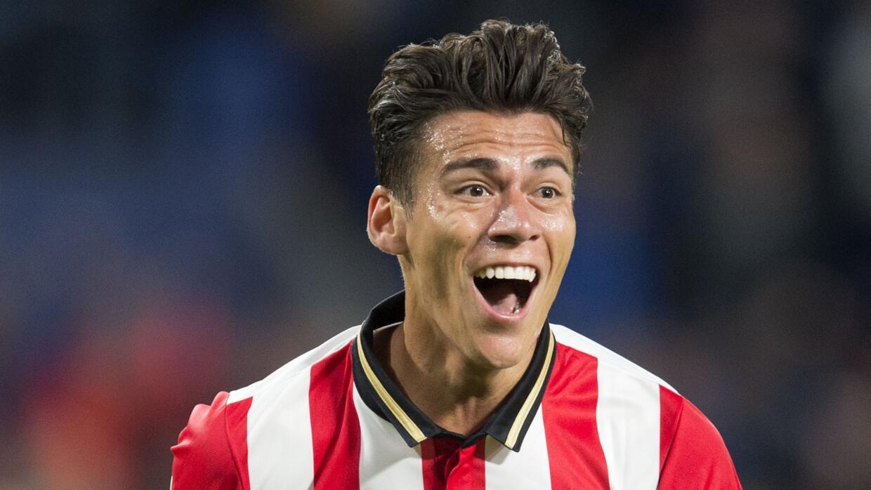 PSV goleó en Copa, Héctor Moreno marcó