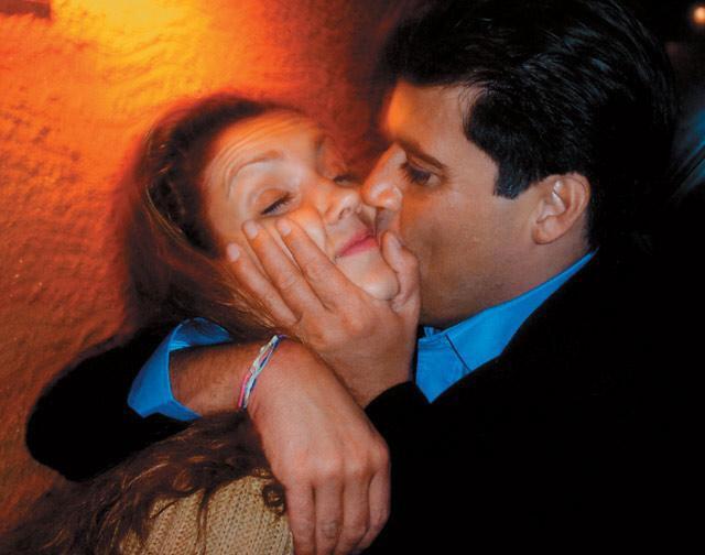 Karla Álvarez y Jorge Van Rankin
