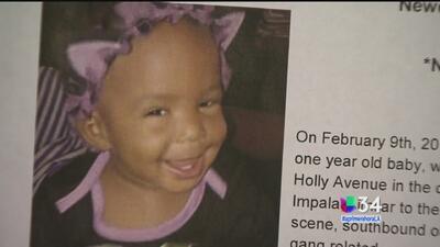 Recompensa por asesinato de bebé en Compton