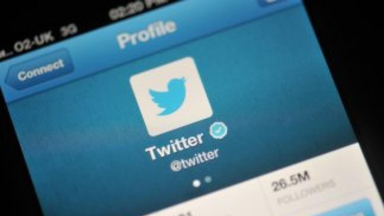 Twitter està sufriendo una desaceleración en su avance.
