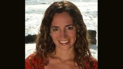 Kerstin Forsberg, fundadora y directora de Planeta Océano.