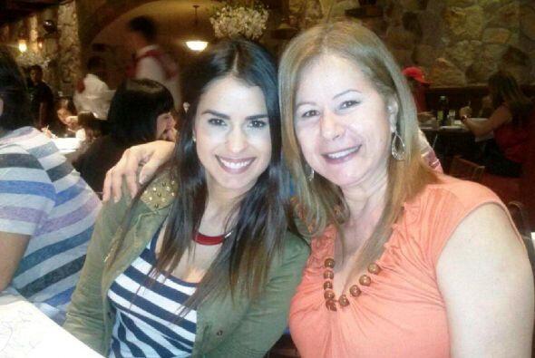 """De Vanessa para Wanda Toledo:   """"Mi mamá me mostró en carne propia lo qu..."""