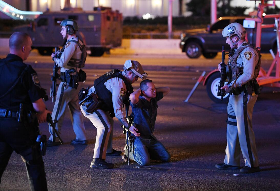 Las autoridades desconocen el o los móviles del ataque en Las Vegas