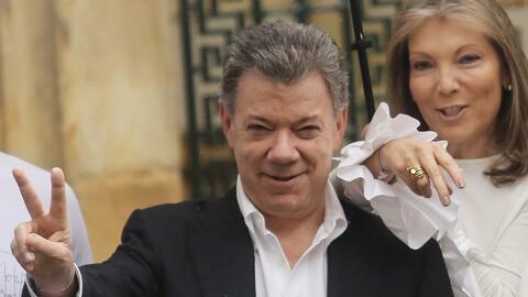 Juan Manuel Santos se reunirá este jueves con Donald Trump en busca de r...