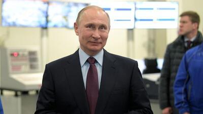 Putin no precisó el número de soldados rusos que permanece...