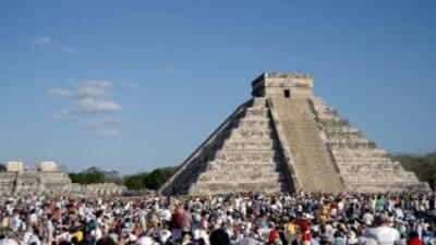 Un total de 47 osamentas humanas que datan del siglo XVI fueron descubie...