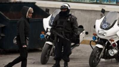 El Consejo de Seguridad del estado de Nuevo León investiga a 113 policía...