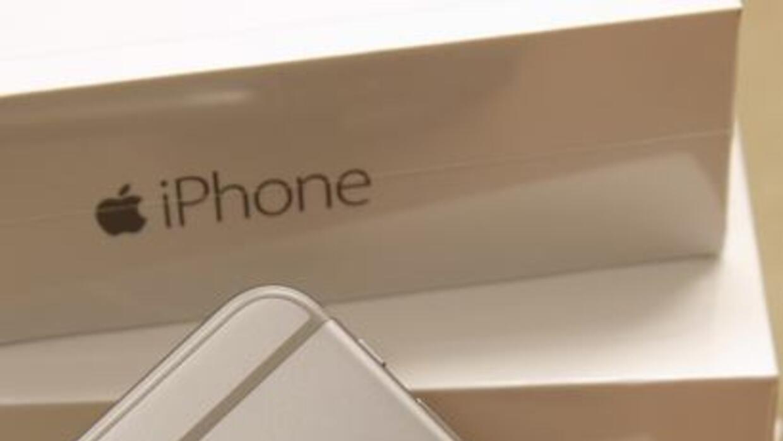 Los teléfonos de Apple gozan de mucha popularidad.