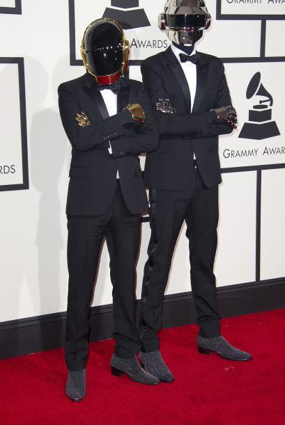 Lo más rarito de ese año, indudablemente fueron Daft Punk.