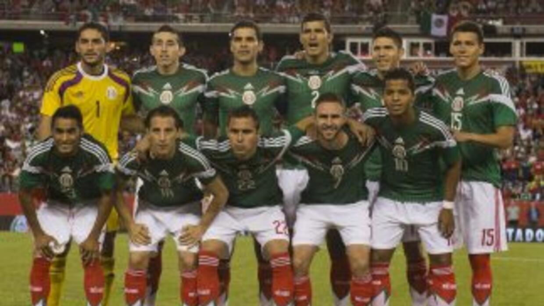 México espera hacer historia en el Mundial de 2014.