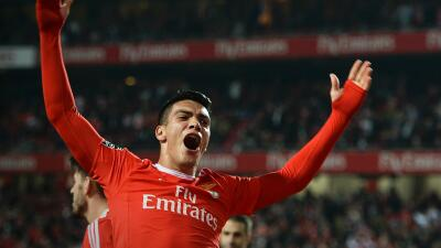 Moreirense 1-6 Benfica: Las Águilas se meten a semifinales de la Copa con gol de Jiménez