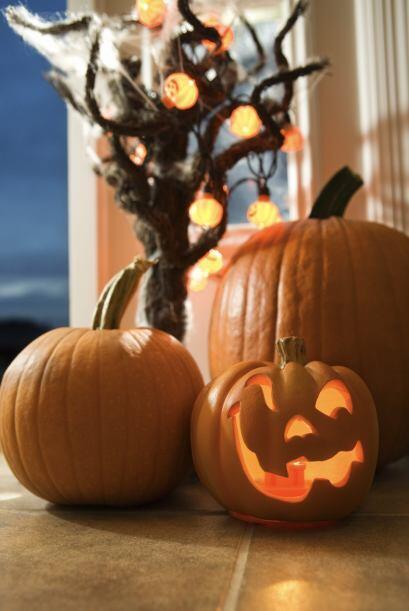 Halloween llega a casa. Para entrar en sintonía con la Noche de Brujas n...