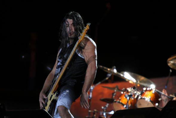 La primera vez que se presentaron en el escenario de Rock in Rio fue en...