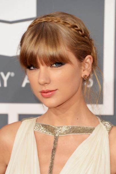 Con lo que tal vez no contaba la bella Taylor es que con la fama viene e...