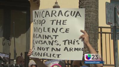 Piden a Nicaragua cese de violencia contra cubanos