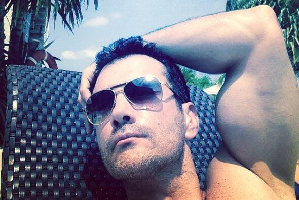 Y David es un rey de telenovela.