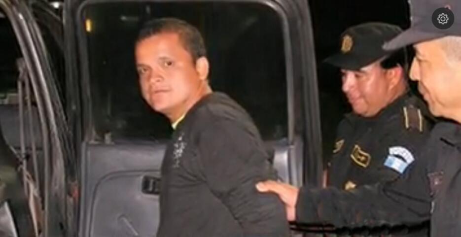 Todavía no hay una fecha exacta para la extradición de Morente Dubón a N...