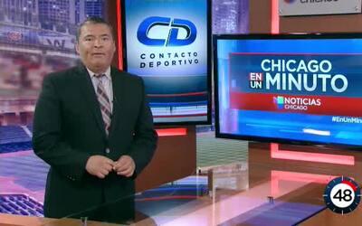 Contacto Deportvo Chicago en un minuto: Lucas Giolito debutará hoy con l...