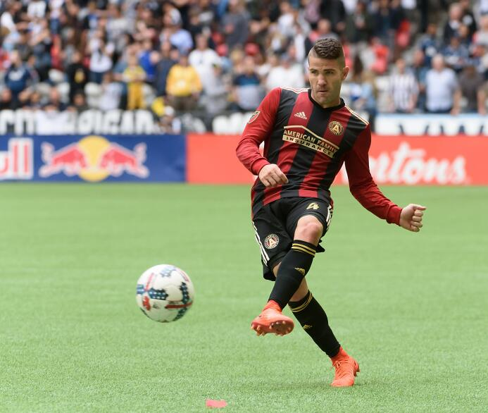 Greg Garza Atlanta United