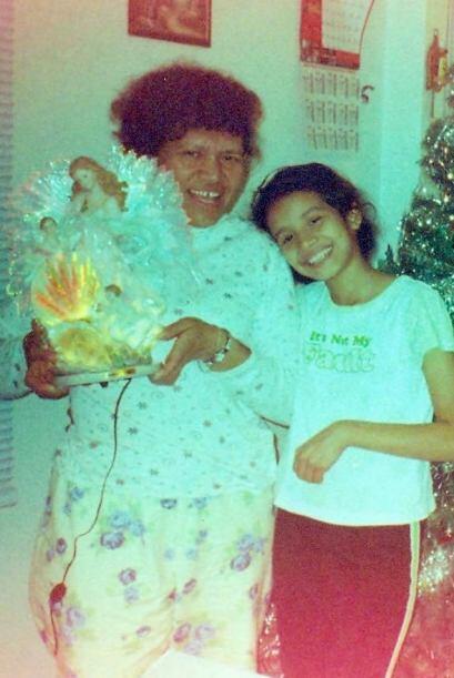 Su madre, Marina, es su mejor amiga.  Mira la transformación en v...