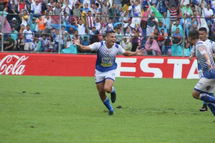 (Liga Nacional) Suchitepéquez [3]-1 Malacateco: los mexicanos Emmanuel T...