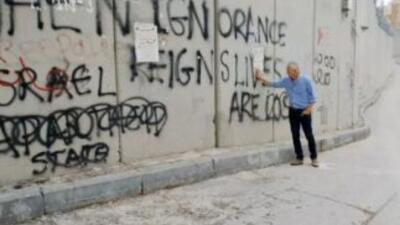 Jorge Ramos en El Otro Muro.