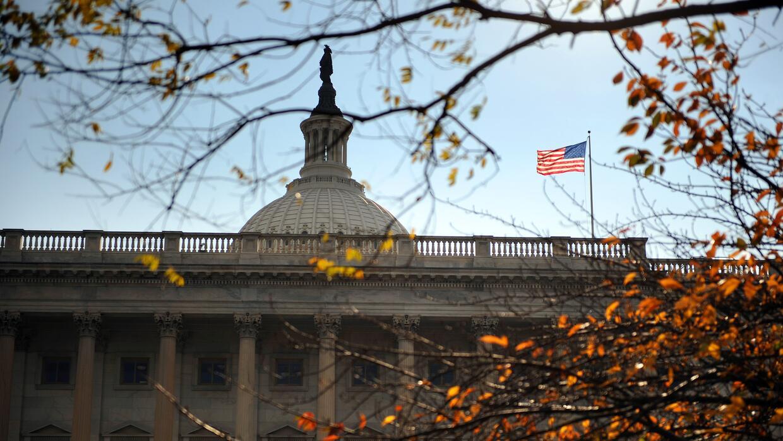 Balcón del Senado de EEUU