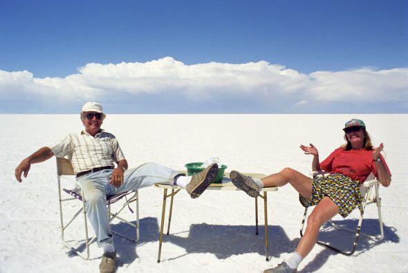 Después de estar enamorados profundamente, la pareja decidió viajar junt...