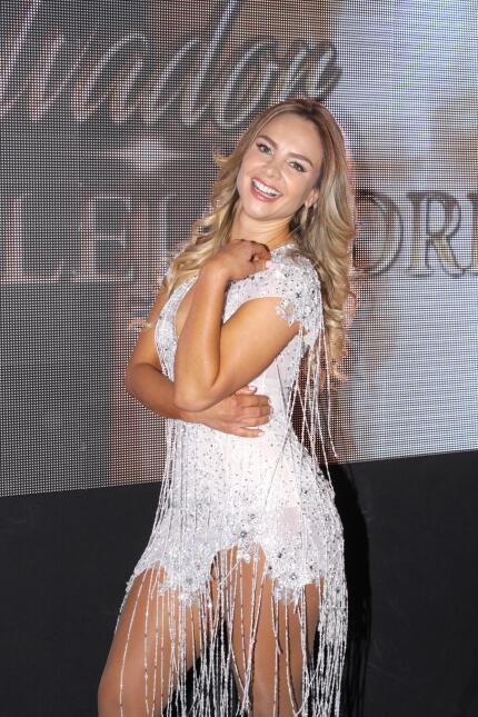 Así fue la presentación a prensa de la telenovela 'En tierras salvajes'
