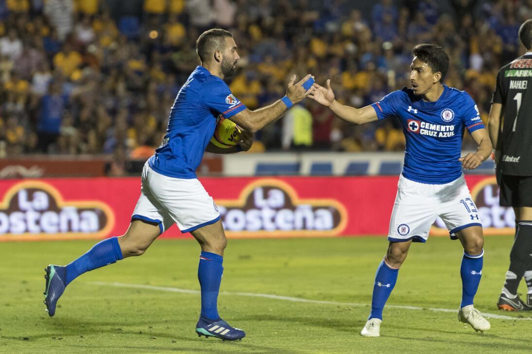 En fotos: así quedó la clasificación general del Clausura 2018 de Liga M...