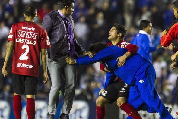 En la Copa de Campeones de la CONCACAF de la edición 2014, dónde La Máqu...