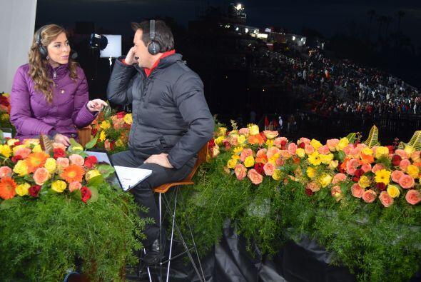 Aqui un vistazo a los profesionales que conforman el equipo de Univision...