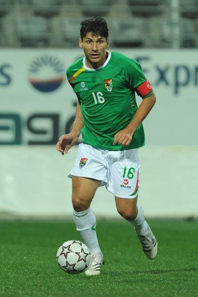 Pieza fundamental del seleccionado absoluto de fútbol, Raldes disputó 49...