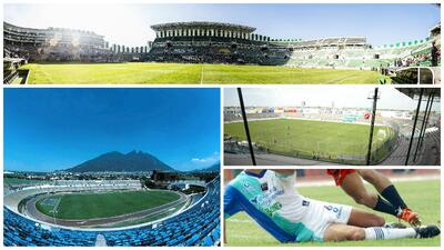 Viejitos pero bonitos: los estadios del recuerdo de la Liga MX