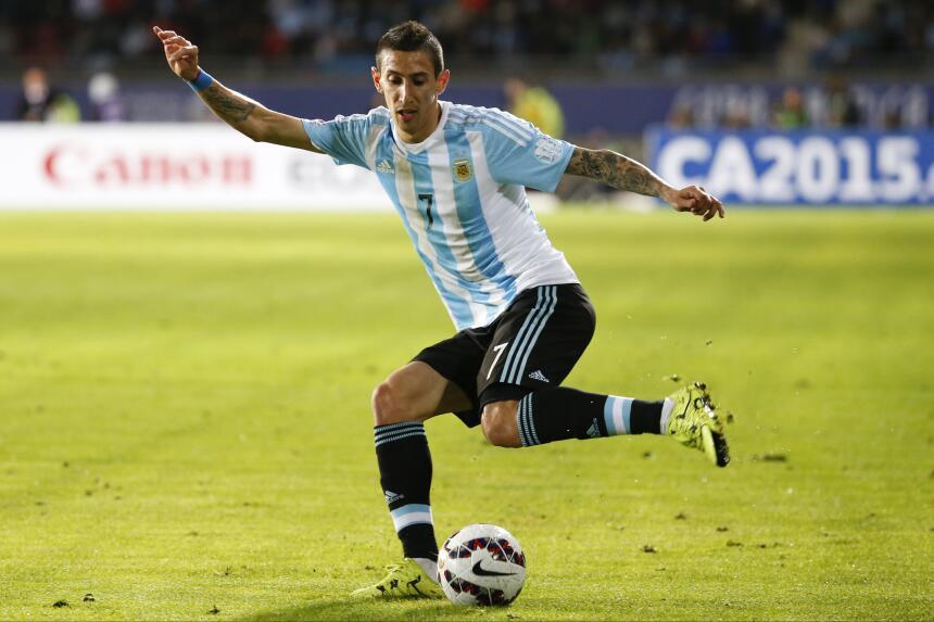 El once ideal de la Jornada 1 de la Copa América 2015