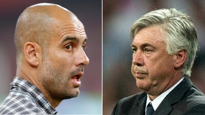 Guardiola sale y Ancelotti llega al Bayern
