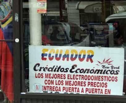 Ventas de muebles y electrodomésticos con crédito directo y pagos a plaz...
