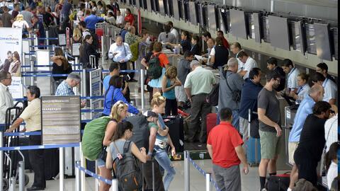 Las cápsulas futuristas donde descansar mientras esperas en el aeropuerto