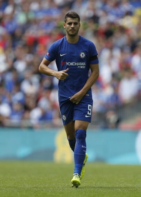 Álvaro Morata (Chelsea): la falta de oportunidades en el Real Madrid de...