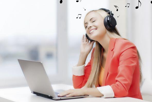 Y un poco de música no te vendrá mal, de hecho es la mejor manera de pon...
