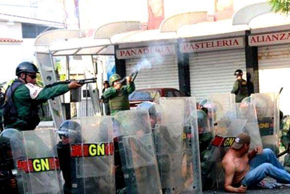 Las manifestaciones se propagan por todo el país.
