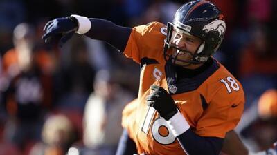 El duelo contra Brady será vital para el quarterback de los Broncos (AP-...