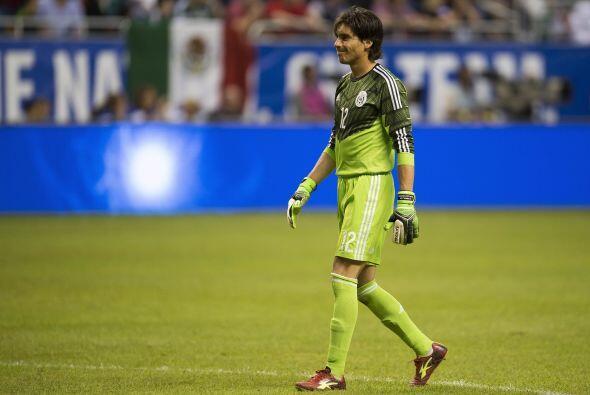 Cirilo Saucedo: El portero mexicano tuvo una mala actuación, se comió el...